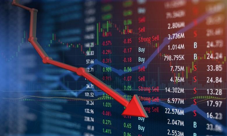La Bourse de Casablanca clôture sur une note négative