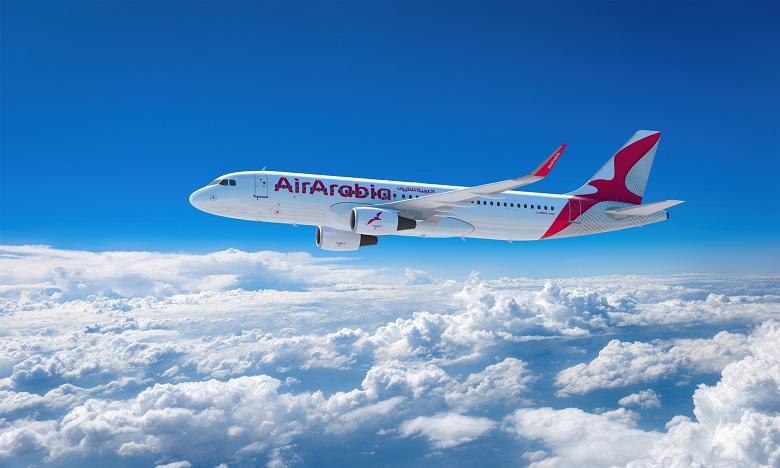 La compagnie Air Arabia rafraîchit son logo pour ses 15 ans