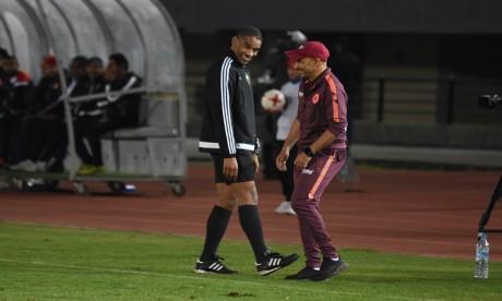 Face au Wydad, Mounir Jaâouani, coach de la RSB était en transe