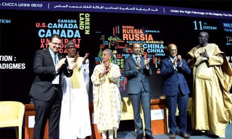 Les clés de l'émergence de l'Afrique  au cœur des débats