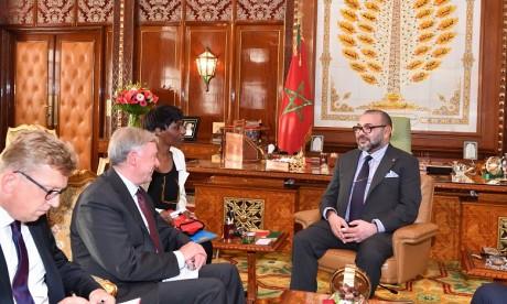 S.M. le Roi réitère l'attachement du Maroc à défendre son intégrité territoriale