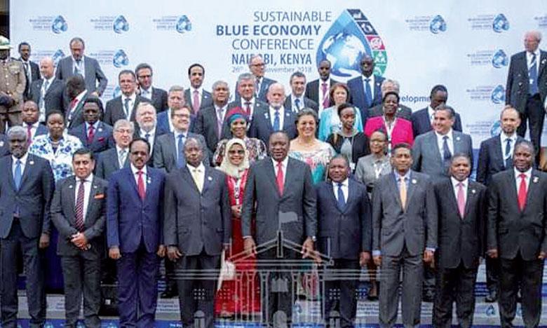 Les participants à la conférence auront la lourde tâche d'identifier clairement les voies et moyens du succès de l'économie bleue ainsi que les partenariats qui, à tous les niveaux, permettront d'y contribuer.