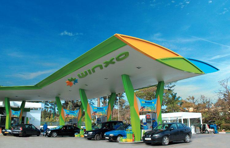 Blocage de l'approvisionnement en carburants, WINXO dément