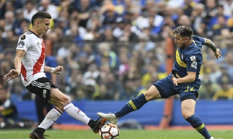 La finale retour au Santiago Bernabeu — Copa Libertadores