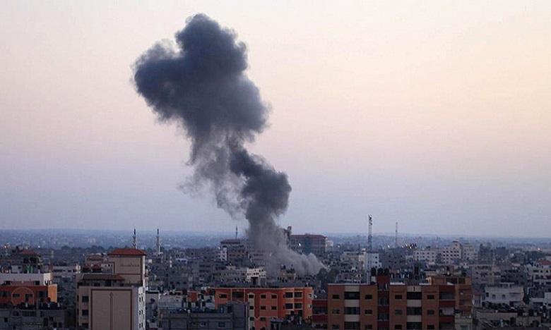Gaza : Un Palestinien tué par l'armée de l'occupation