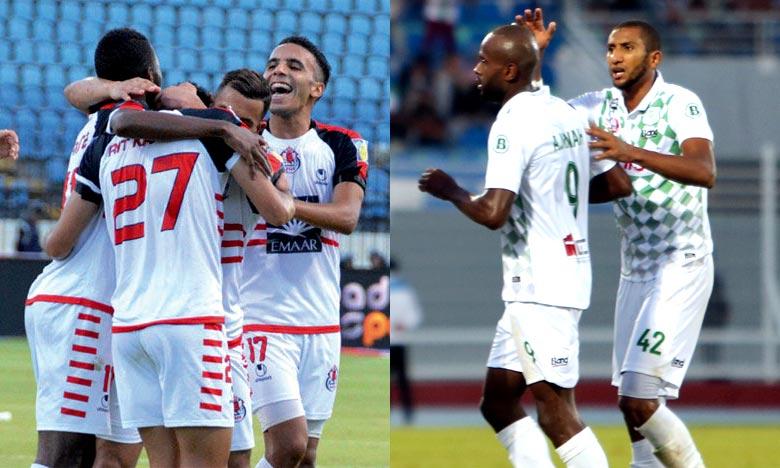 La victoire contre Difaâ Hassani d'El Jadida (DHJ) permet au Fath Union Sport (FUS) de Rabat de grimper à la 7e place avec 9 points. Ph : DR