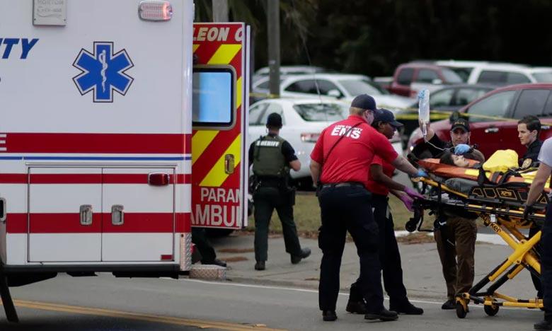 Floride: Un tireur fait deux morts et trois blessés