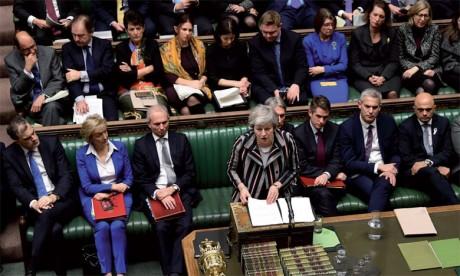 Un Brexit sans accord  amputerait le PIB britannique de 9,3% en 15 ans