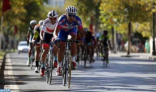 2e course nationale universitaire de cyclisme, dimanche à Fès