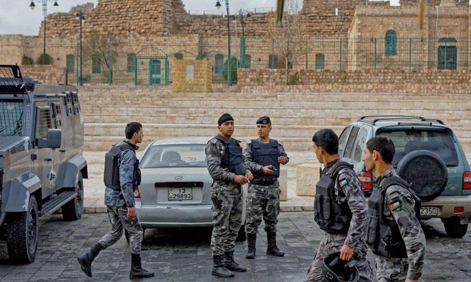 De trois ans à la perpétuité pour l'attentat de Karak