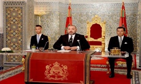 S.M. le Roi adresse mardi soir un Discours à Son peuple fidèle à l'occasion du 43ème anniversaire de la Marche Verte