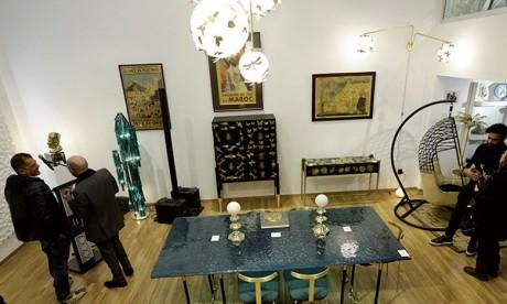 La Galerie H présente «Artisanat  et Design vintage»
