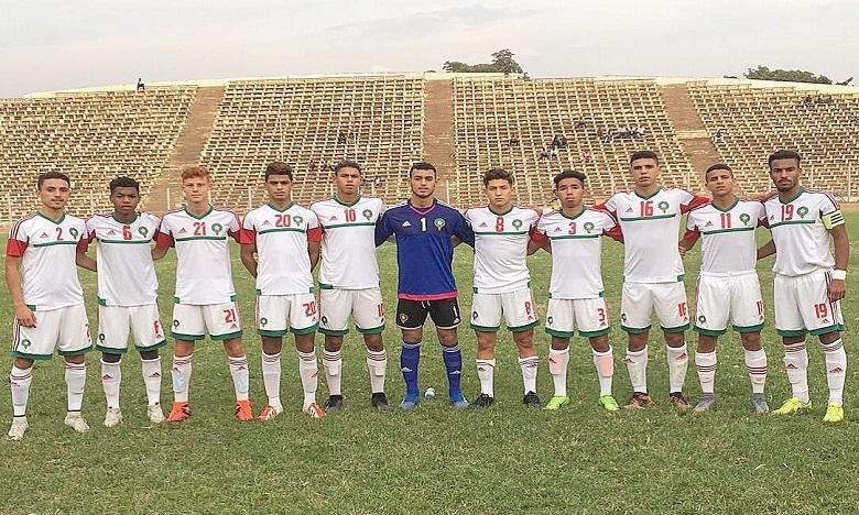 Les Lionceaux U20 s'imposent face au Mali