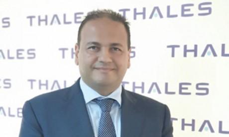 Hicham Alj, nouveau DG  de Thales Maroc