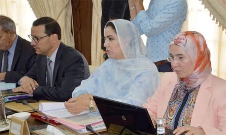 Lancement à Rabat de la phase de l'exemplarité de l'État