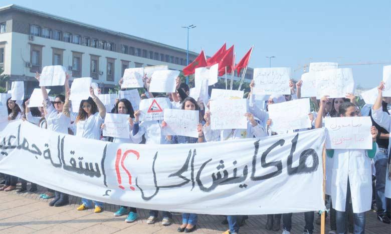 Les médecins du secteur public appellent à une grève jeudi et vendredi