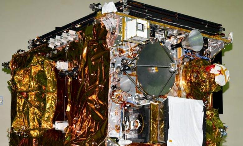 Télécommunications : L'Inde lance son satellite GSAT-29