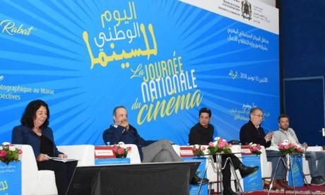 La Journée nationale du cinéma a été célébrée lundi 12 novembre au Centre cinématographique marocain.Ph. Kartouch