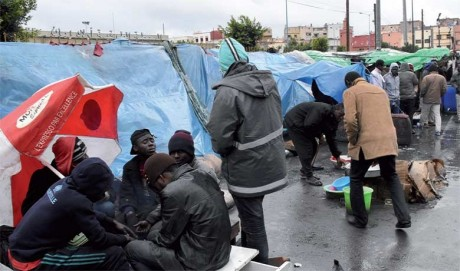Caravane médicale au profit des migrants subsahariens de Ouled Zyane