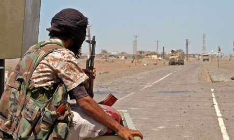 Les forces loyalistes reçoivent l'ordre de leur commandement d'arrêter l'offensive sur Hodeida