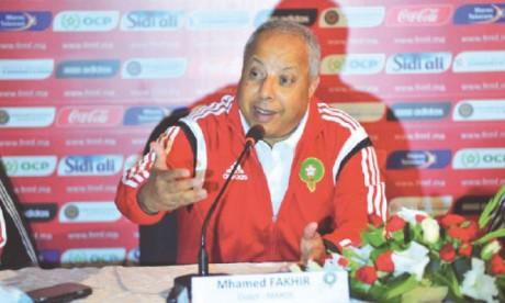 M'hamed Fakhir dépose plainte contre x