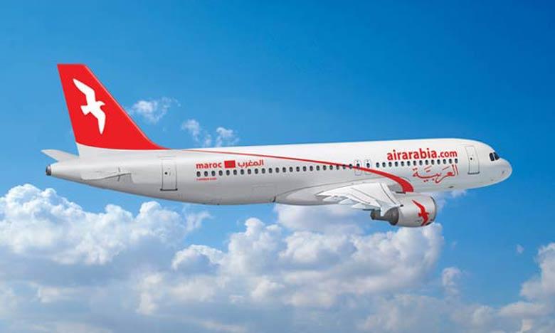 Air Arabia Maroc ajoute de nouvelles lignes internes