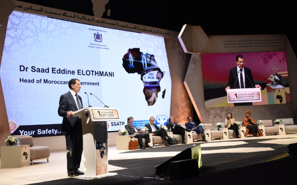 Coup d'envoi du 1er Forum africain de la sécurité routière