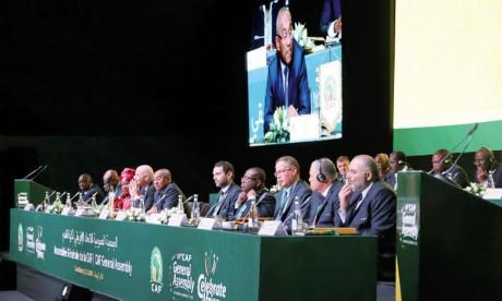 Le Maroc grand favori pour accueillir la CAN2019