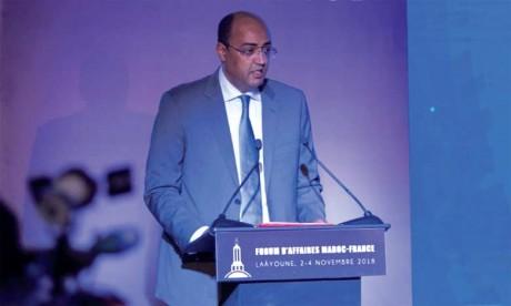 Sidi Hamdi Ould Errachid: «Je traduis, tout simplement, la Volonté Royale exprimée dans les discours du Souverain»