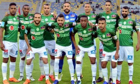 Le Raja lourdement sanctionné par la CAF