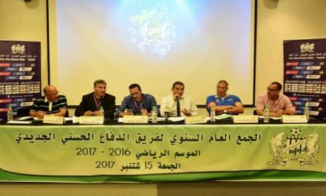 Le tribunal de 1re instance invalide l'AG de 2016-2017, aboutissant à la création du DHJ football