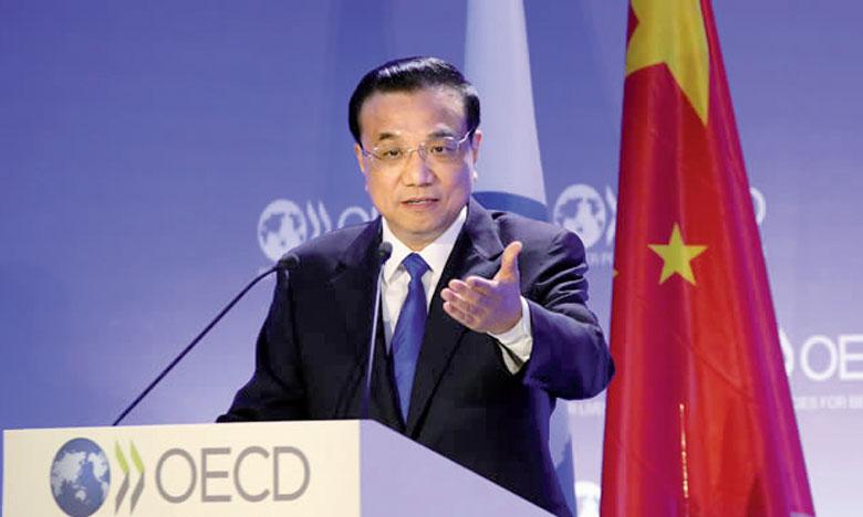 La conclusion d'un accord de libre-échange promu par la Chine repoussée à 2019