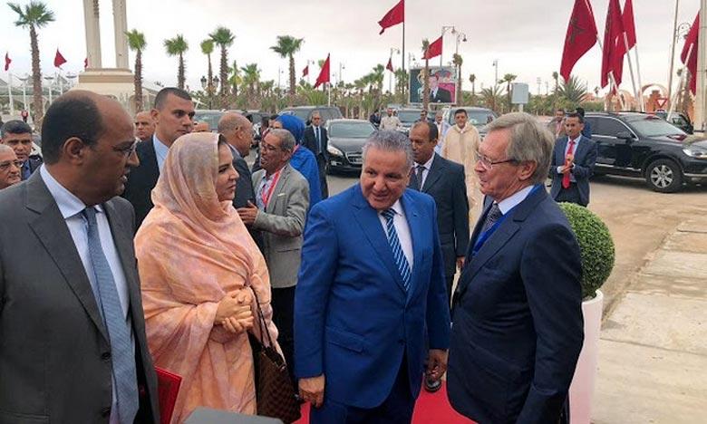 Le développement dans la région de Laâyoune-Sakia El Hamra n'est pas relatif aux infrastructures, mais aussi à la recherche de la promotion des talents et du renforcement des compétences. Ph : DR