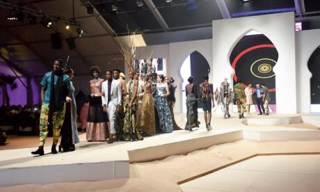 Clôture en apothéose de la 11e édition du Festival international de la mode en Afrique