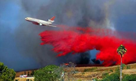 Depuis un an, la Californie a connu plusieurs incendies majeurs, qui ont fait au total près de 100 morts et brûlé des centaines de milliers d'hectares. Ph : AFP