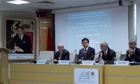 Le Maroc, maillon essentiel dans le projet  de la nouvelle Route de la soie