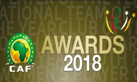 Cinq Marocains nominés au titre du meilleur joueur Africain de l'année