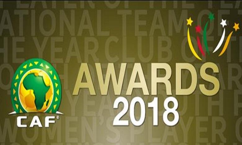 Cinq Marocains nominés au titre de meilleur joueur africain de l'année
