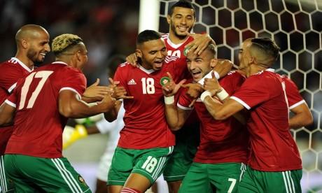 Le Maroc réussit la meilleure progression du mois au classement FIFA