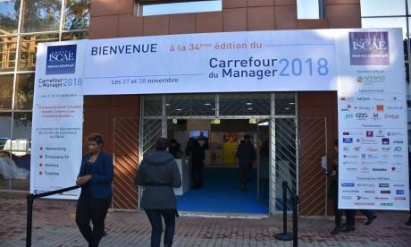 L'ISCAE lance la 34e édition du Carrefour du Manager