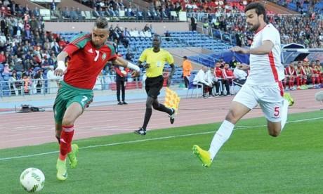 Le match amical Tunisie-Maroc toujours attendu