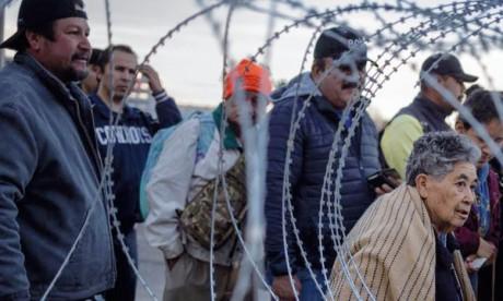 La désillusion gagne la caravane de  migrants qui veut gagner les États-Unis