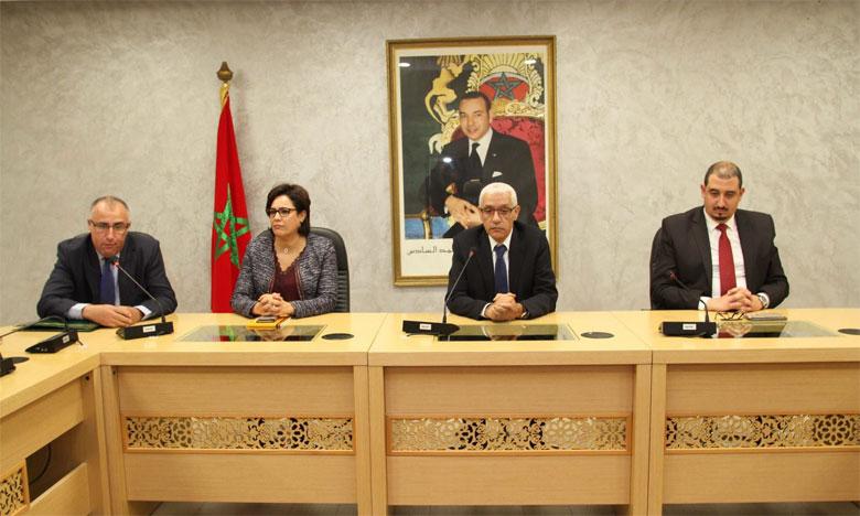 Mohamed Hmimiz succède à Mustapha Azeroual à la tête de la direction des Sports
