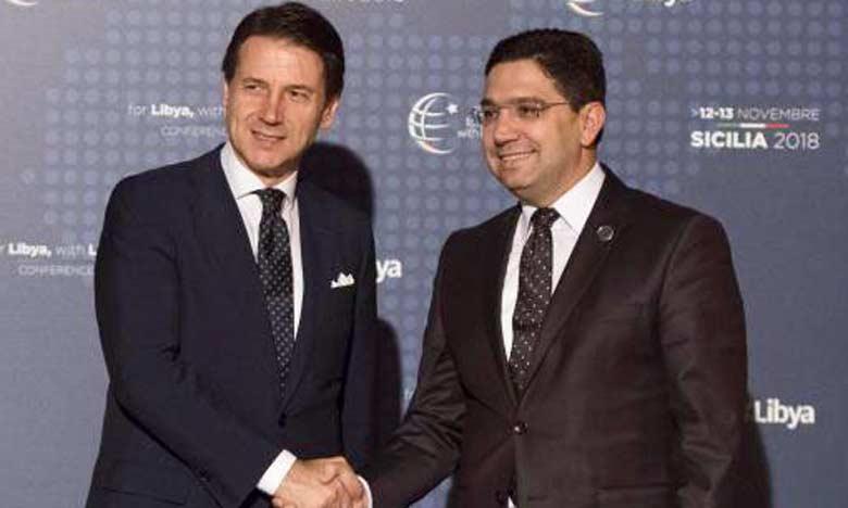 Nasser Bourita: Le Maroc est attaché à une solution politique  et consensuelle en Libye