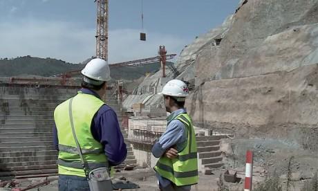 Les travaux de construction du barrage M'dez affichent un taux d'avancement de 40%