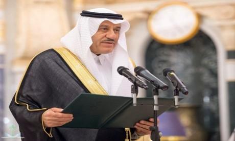 Nomination d'un nouvel ambassadeur d'Arabie Saoudite au Maroc