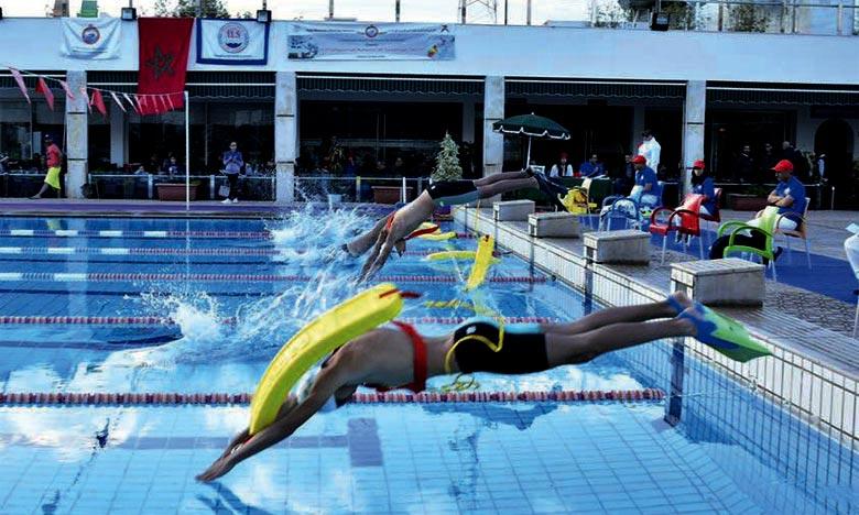 Agadir avait accueilli la première édition des Championnats d'Afrique de sauvetage en 2017. Ph : DR