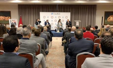 CaixaBank étend son programme  «Le Cercle» à Tanger