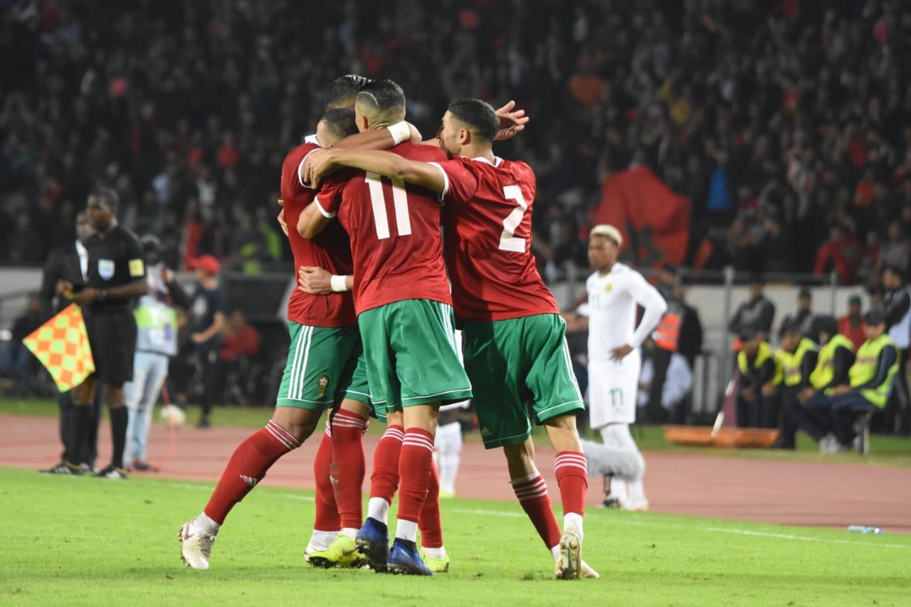 Le Maroc brise le signe indien face au Cameroun et se qualifie à la CAN 2019