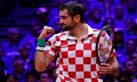 La Croatie remporte la Coupe Davis en battant la France 3-1